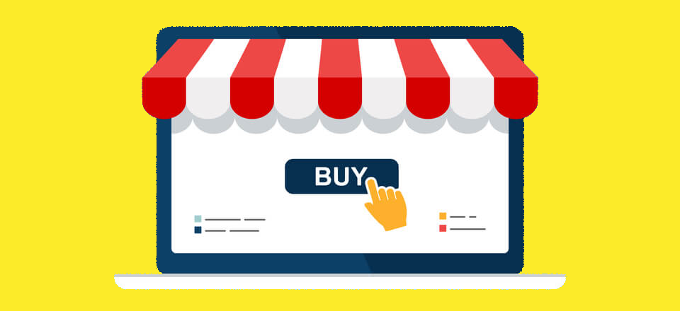 Picture of eCommerce for make your website your best sales asset blog post